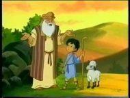 Маленький пастух (мультфильм на казахском языке)